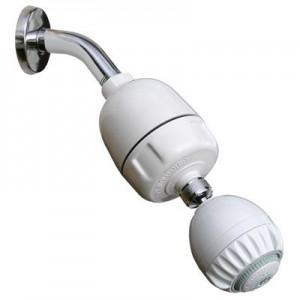 rainshower shower filter head
