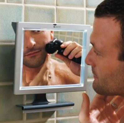 toilettree best shower mirror for shaving