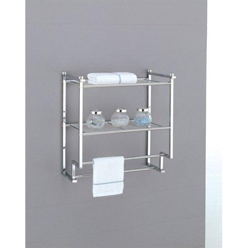 bathroom shelf over toilet