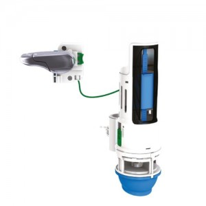 hydroright drop in dual flush converter