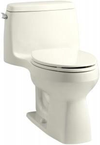 kohler comfort height aquapiston flush technology