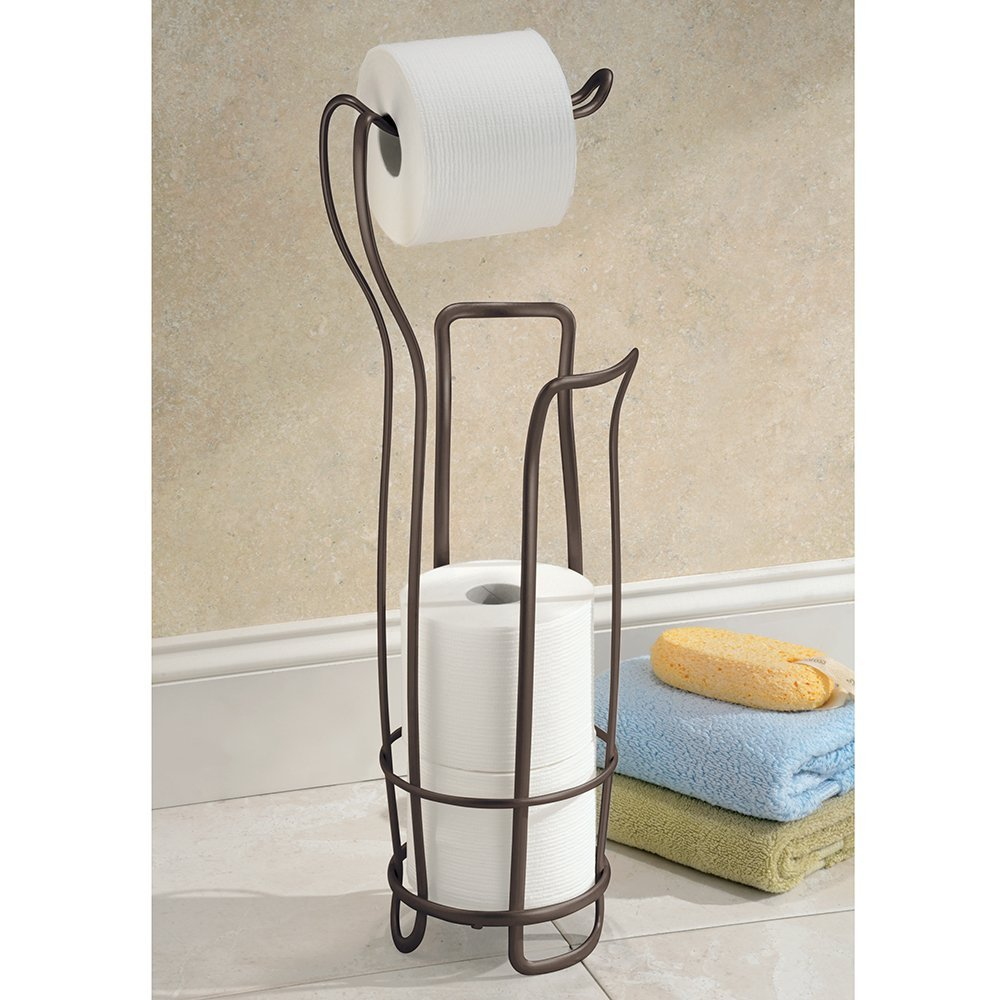 Reviews Of The Best Free Standing Toilet Paper Holders