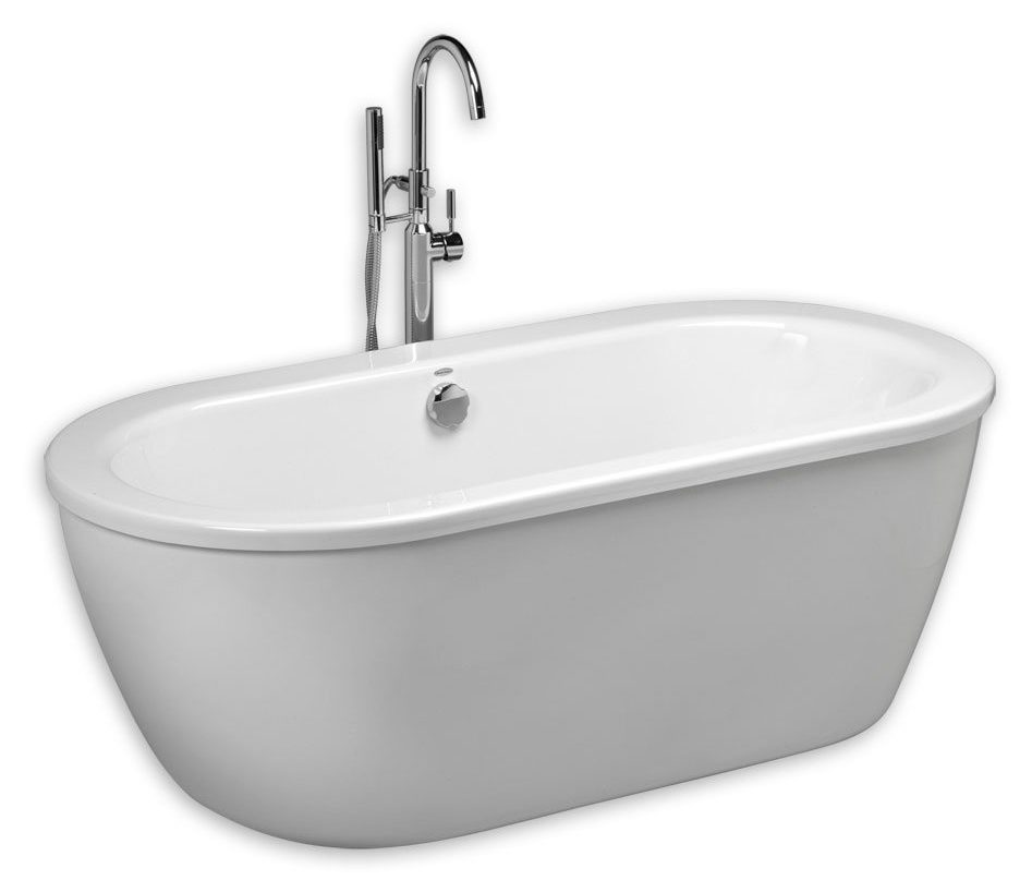Top 5 stand alone and freestanding soaking bathtubs for Most comfortable tub reviews