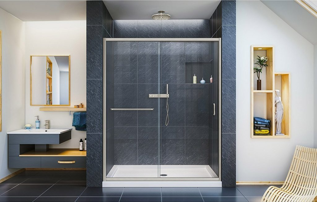 dreamline infinity shower door