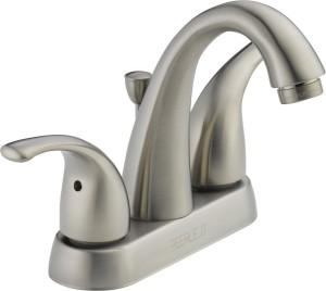 peerless modern bathroom faucet