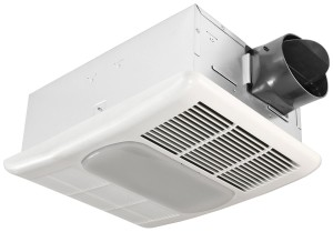 delta bathroom fan with light and heater