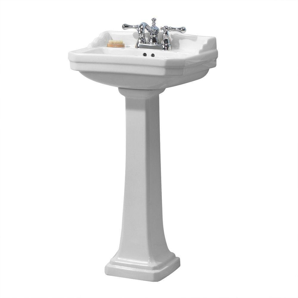 Top 5 Pedestal Bathroom Sink Reviews For Your Home Bathroom