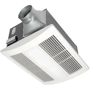 panasonic whisperwarm bathroom fan