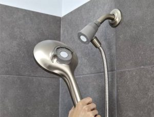 moen magnetix shower head