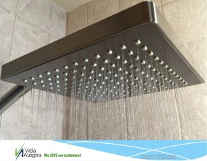 best square rain shower head
