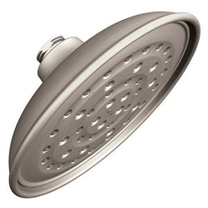 moen vitalize rain shower head