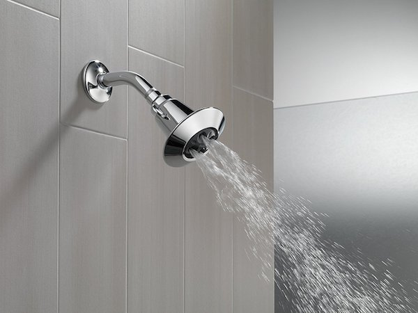 How This Delta Shower Head Can Increase Water Pressure