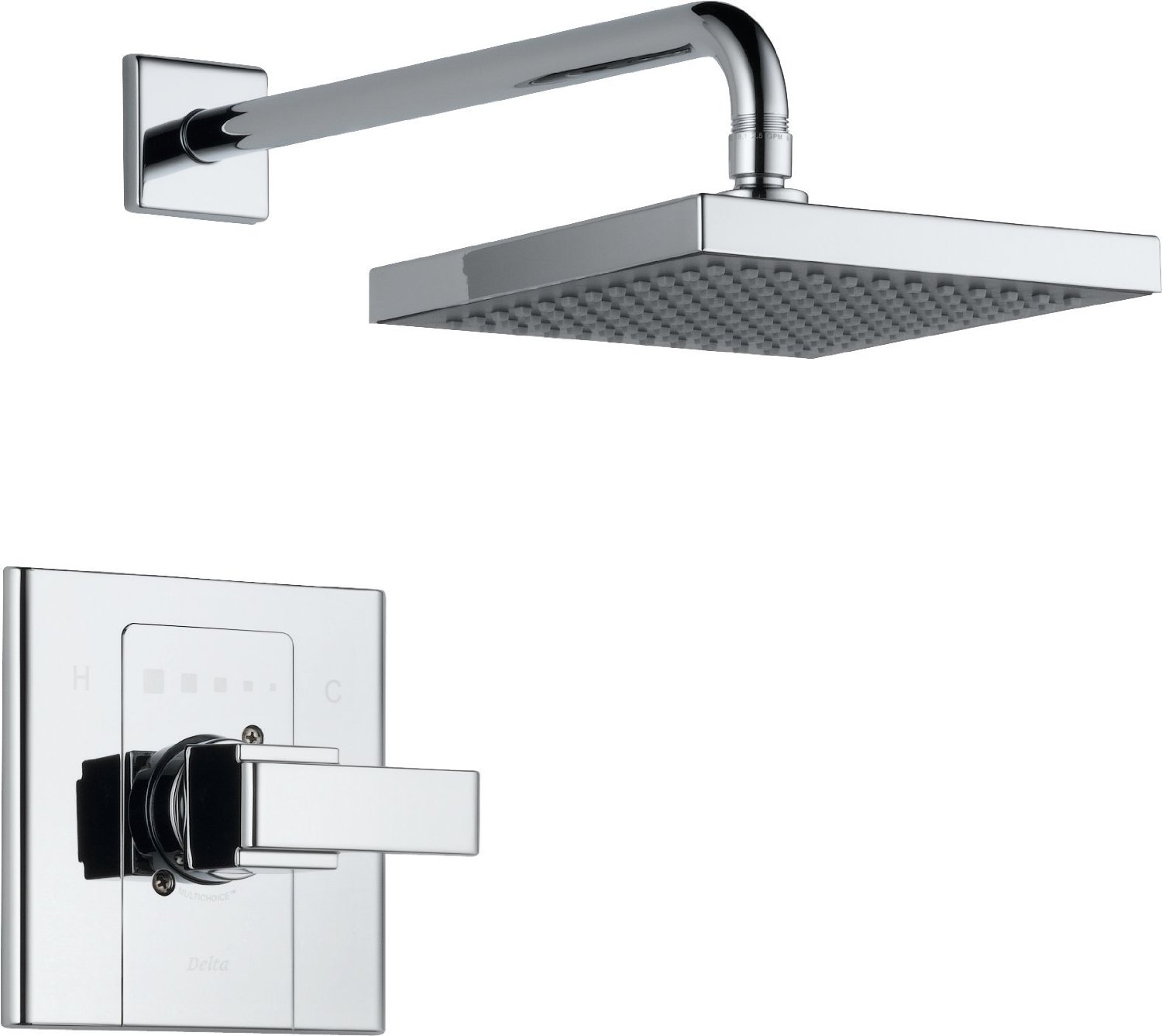 Review Of The Delta Rain Shower Head And Faucet